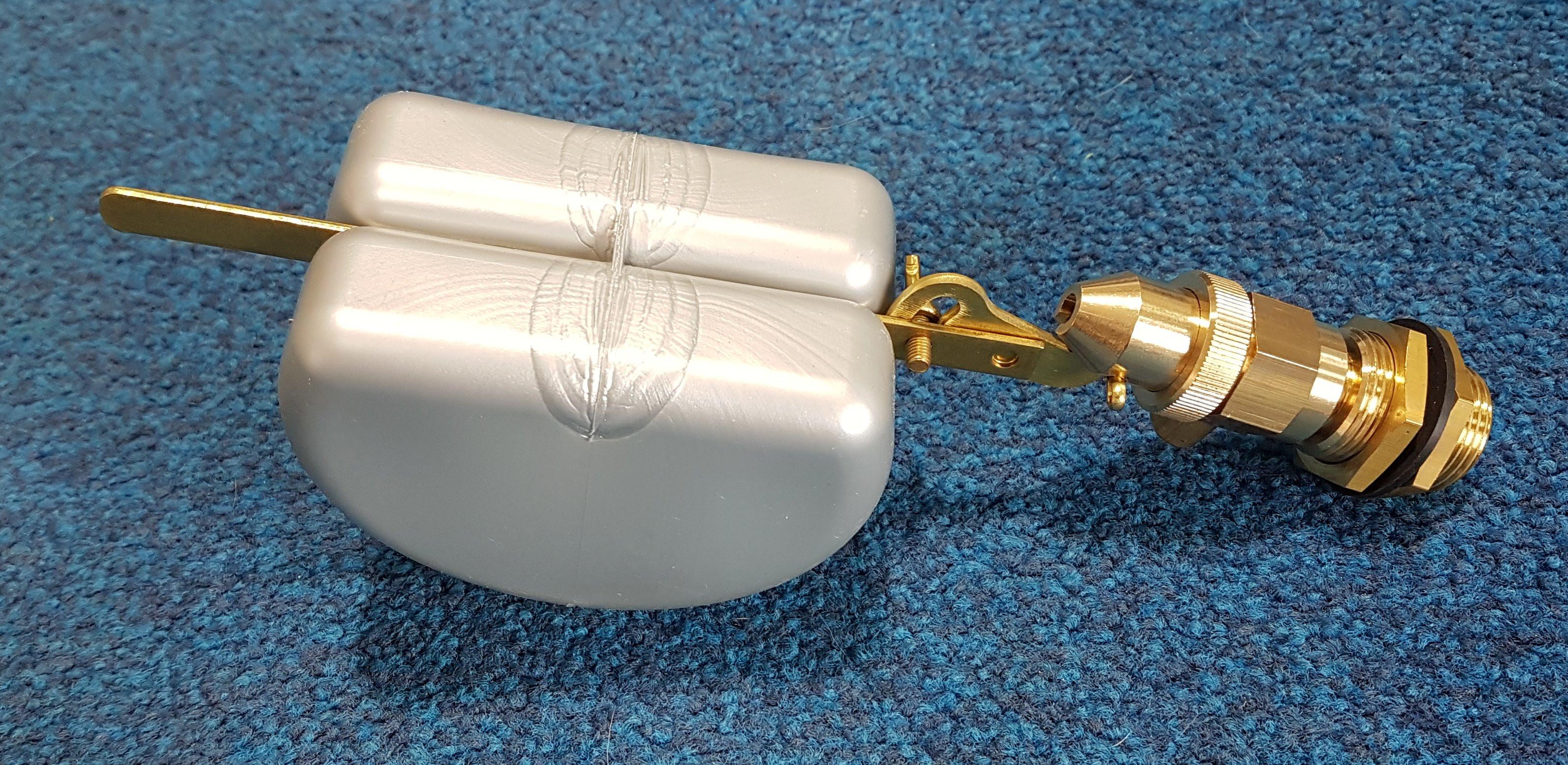 Float valve 169-167