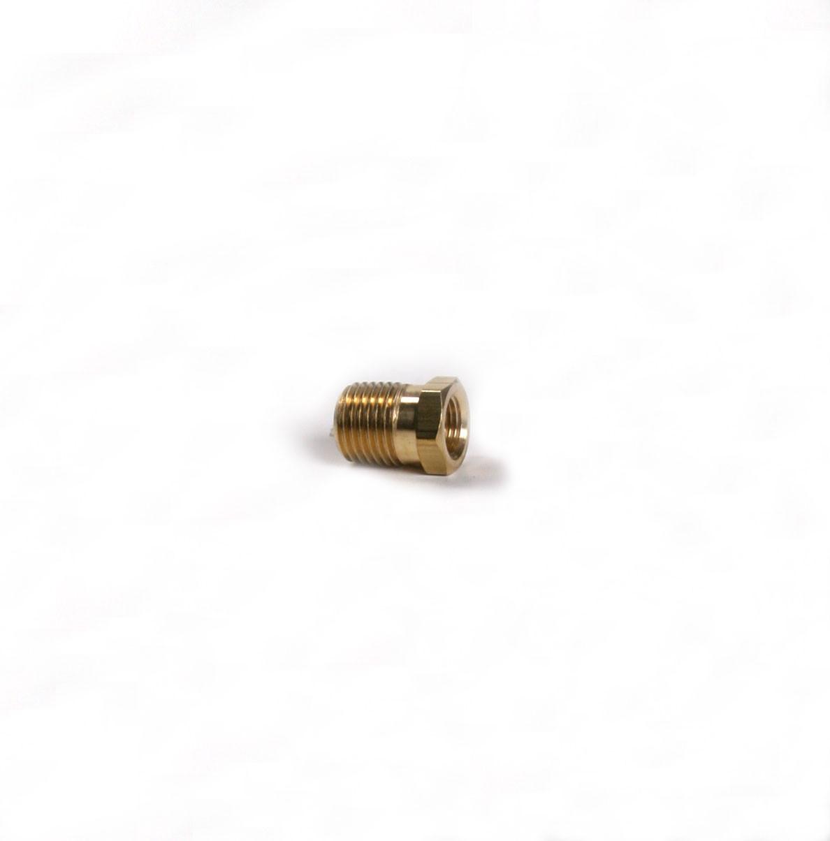 1/2'' Male x 3/8'' Female Brass Bushing | 052-064