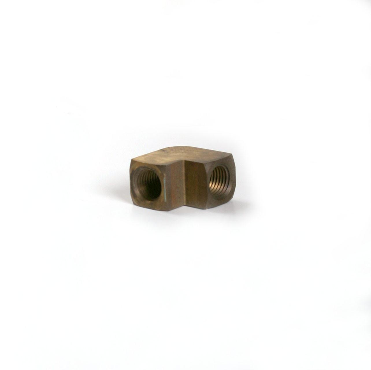 1/8'' Brass Female Elbow | 052-089