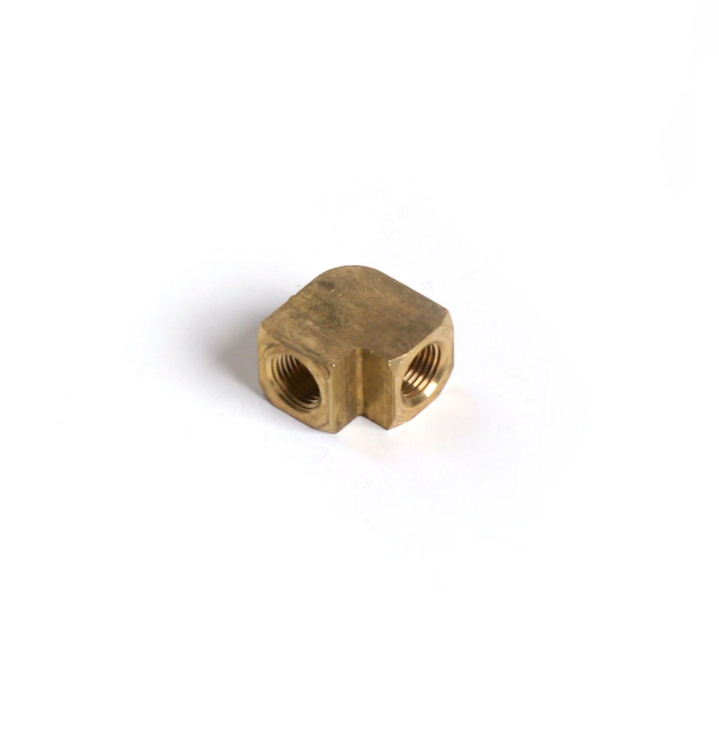 3/8'' Female x Female Brass Elbow   052-142