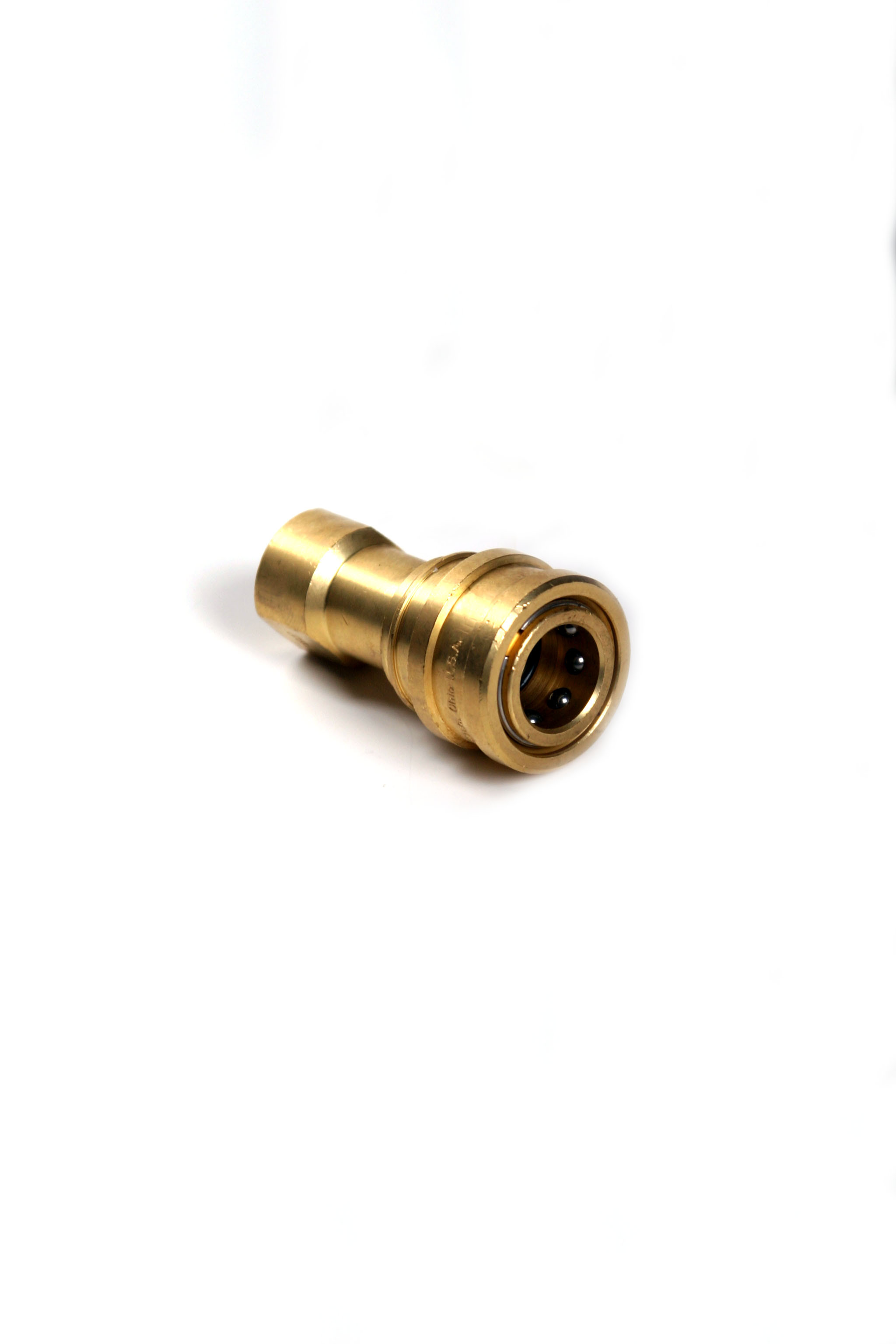 1/8'' Female Quick Connect Brass | 052-049