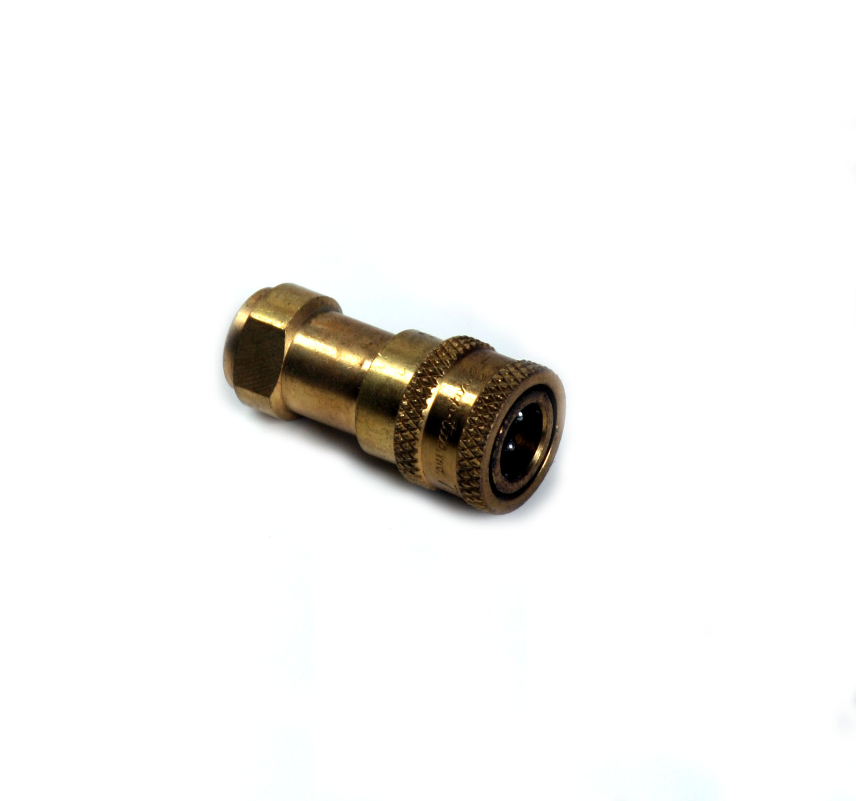 1/4'' Female Quick Connect Brass | 052-051