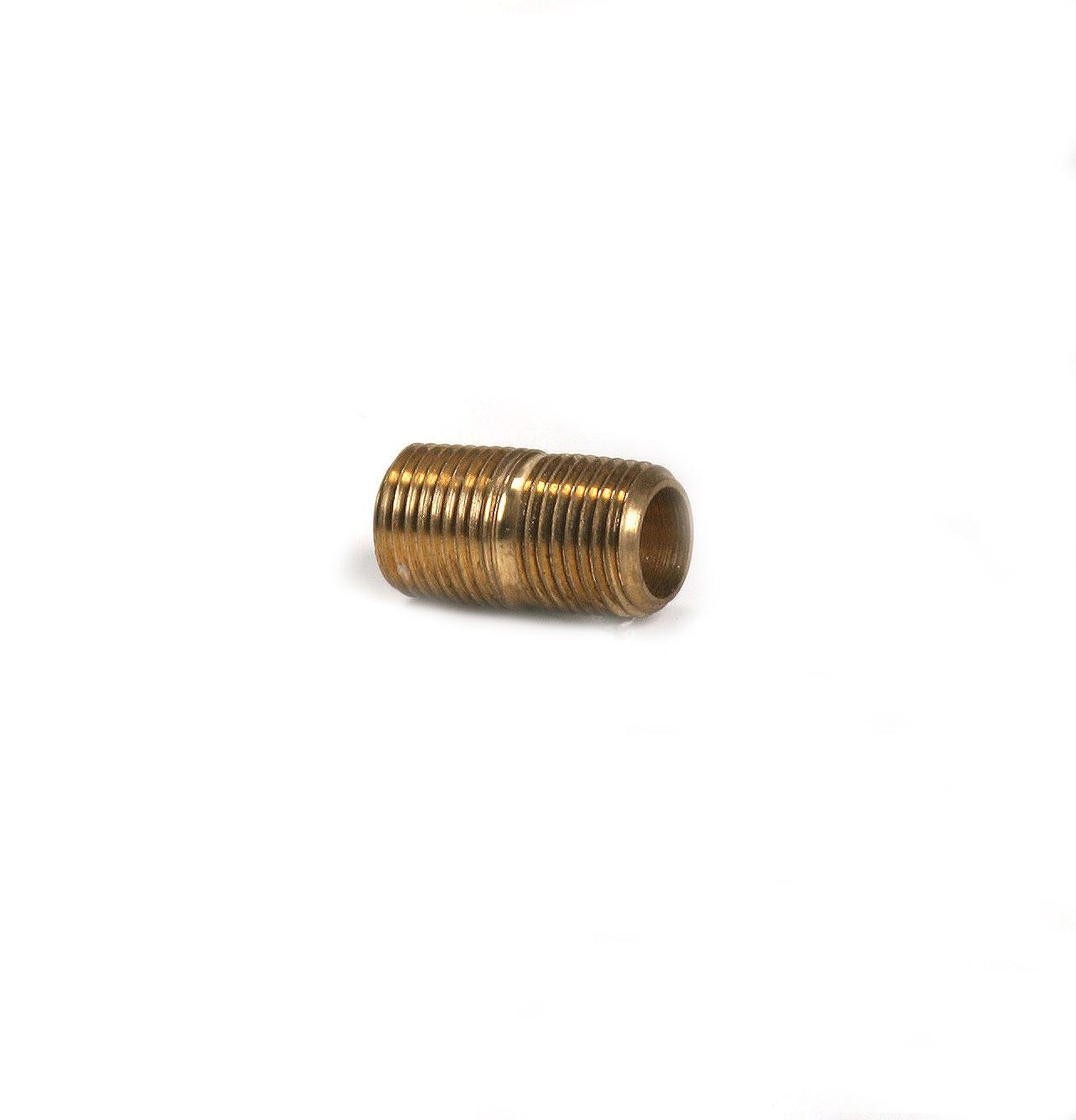 1/4'' Brass Close Nipple | 052-072