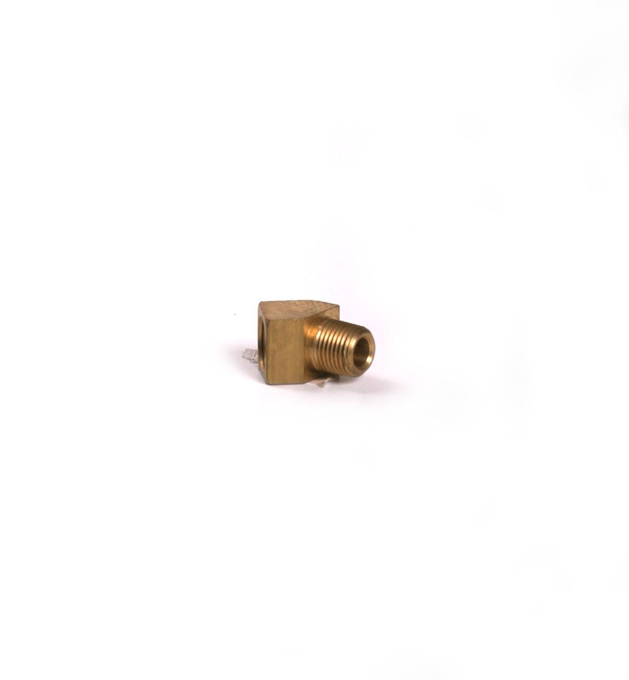1/4'' Brass Street 45 degree Elbow | 052-082