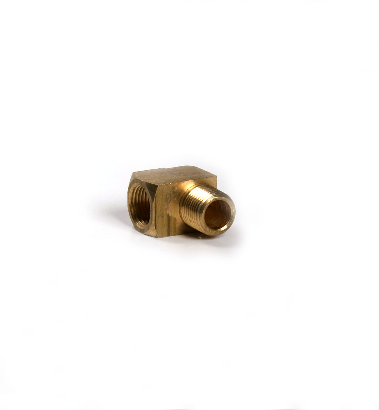 1/4'' Brass Street Elbow | 052-085