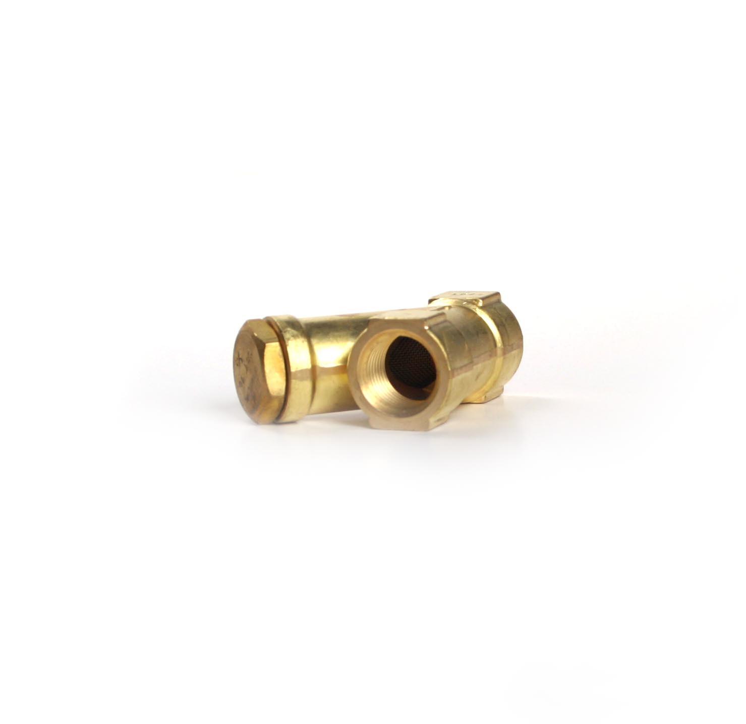 CAT Pump 1\2'' Y Inline Filter   049-006