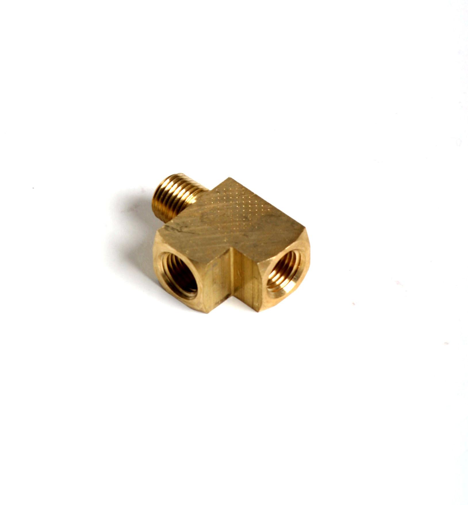 3/8'' Male Brass Tee | 052-023