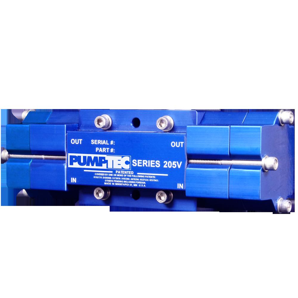 Pumptec 205V pump head