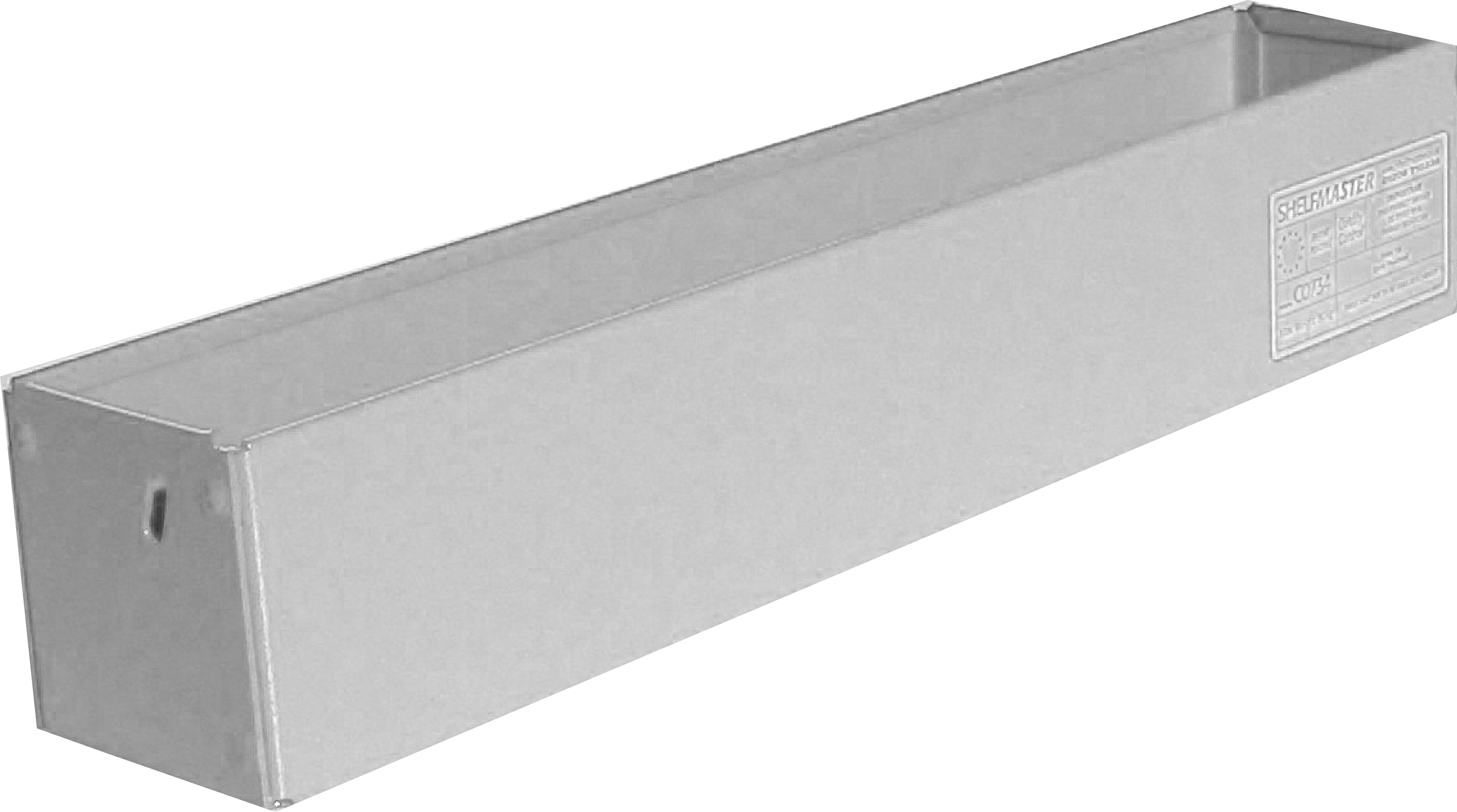 ShelfMaster Box Shelf 90mm x 90mm x 480mm | SMBS 90/90