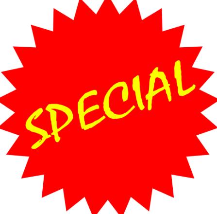 Special item 10p