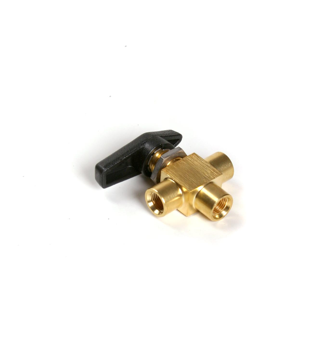 """3-Way Chemical Select Valve  - 1/8"""" FPT 