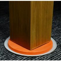 3.5'' Furniture Sliders - Set Of 4 | AC3.5