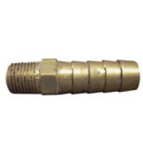 Brass Barb 1/8'' BSP - 10mm Barb | 052-099