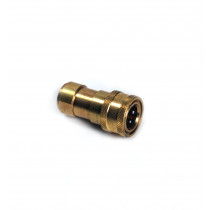3/8'' Female Quick Connect Brass | 052-053