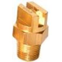 Brass Vee Jet 1/8'' MPT - 80015 | B18J-80015
