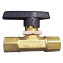 "DriMaster Ball Valve Solution 1/8"" FPT 