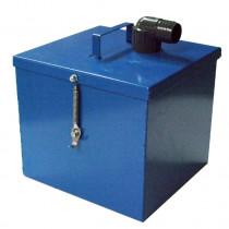 Inline waste Filter Box