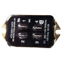 RX-20 Motor Start Switch | 157-033