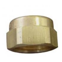Tee Jet Brass Retainer Nut | NA0826